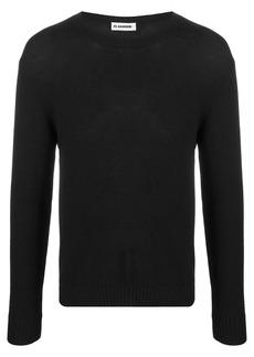 Jil Sander crew neck long-sleeve jumper