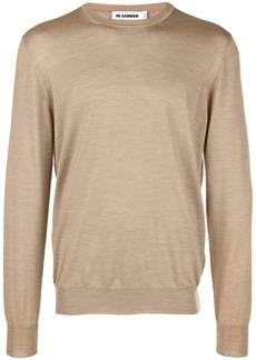 Jil Sander crew neck sweater