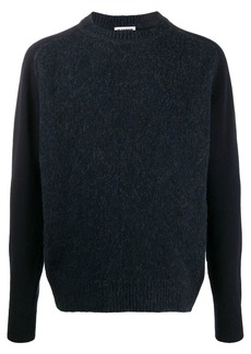 Jil Sander crew-neck wool jumper