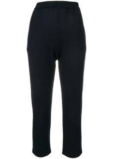 Jil Sander cropped knit trousers