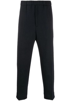 Jil Sander cropped tapered trousers