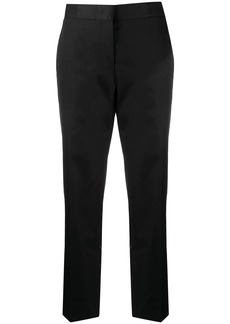 Jil Sander high-rise cropped trousers