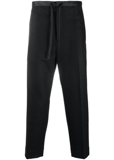 Jil Sander cropped wool trousers