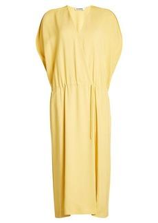 Jil Sander Dress with Gathered Waist