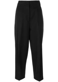 Jil Sander drop-crotch trousers