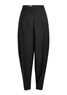 Jil Sander Earl Pants in Wool and Mohair