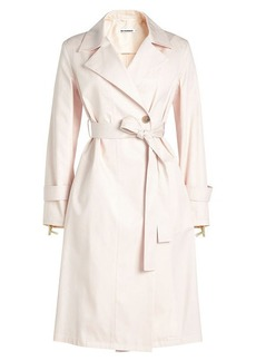 Jil Sander Ecolo Cotton Trench Coat