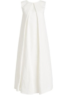 Jil Sander Eternal Dress with Linen