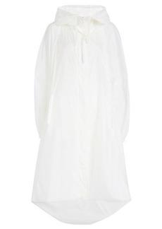 Jil Sander Fabric Coat with Hood