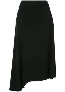 Jil Sander Felce flared skirt