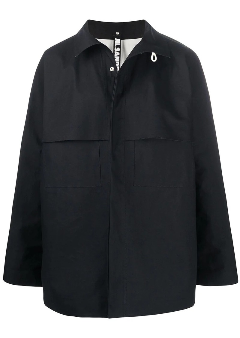 Jil Sander field jacket