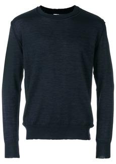 Jil Sander fine knit jumper