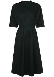 Jil Sander flared summer dress