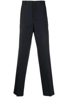 Jil Sander flat front trousers