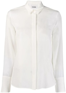 Jil Sander francesca button up shirt