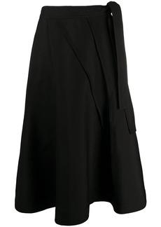 Jil Sander full mid-length skirt