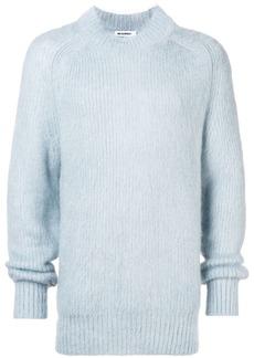Jil Sander furry knit jumper