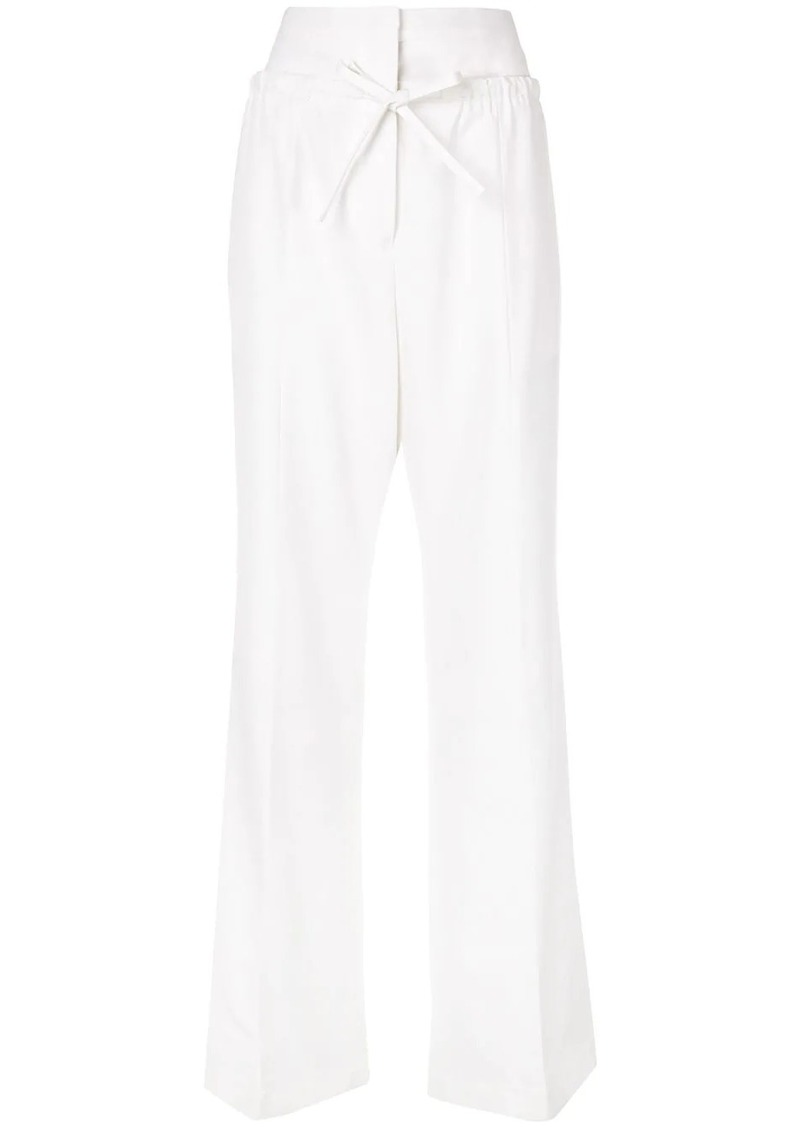 Jil Sander Gable trousers