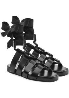 Jil Sander Gladiator Sandals