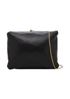 Jil Sander Goji Mini Soft Leather Clutch