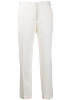 Jil Sander high-rise cigarette trousers
