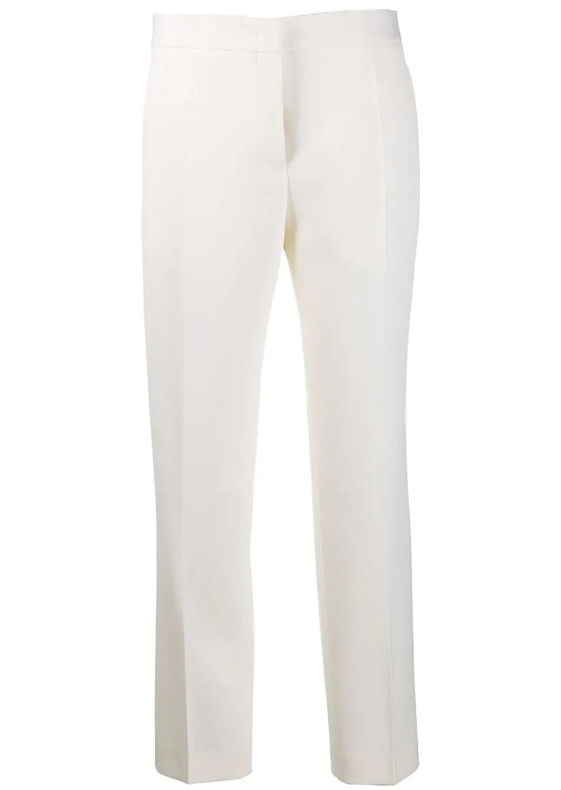 Jil Sander high-rise cigarette trousers
