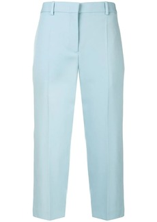 Jil Sander high-rise cropped trousers