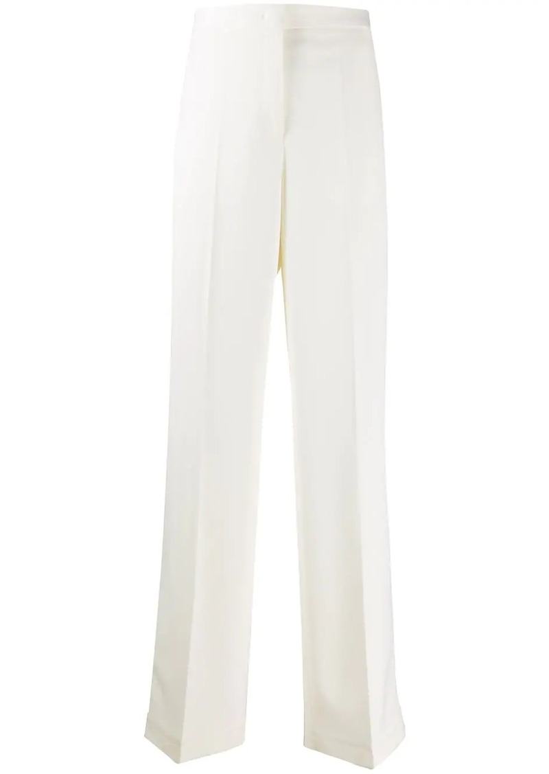 Jil Sander high waist loose trousers