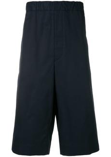 Jil Sander high-waisted chino shorts