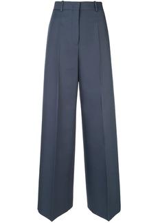 Jil Sander high-waisted palazzo trousers