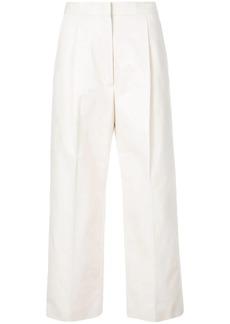 Jil Sander high-waisted trousers