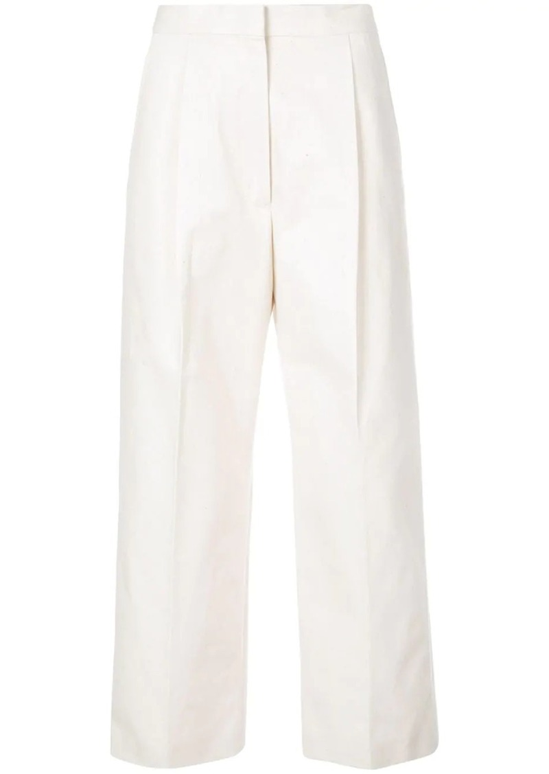 Jil Sander high-waisted trousers