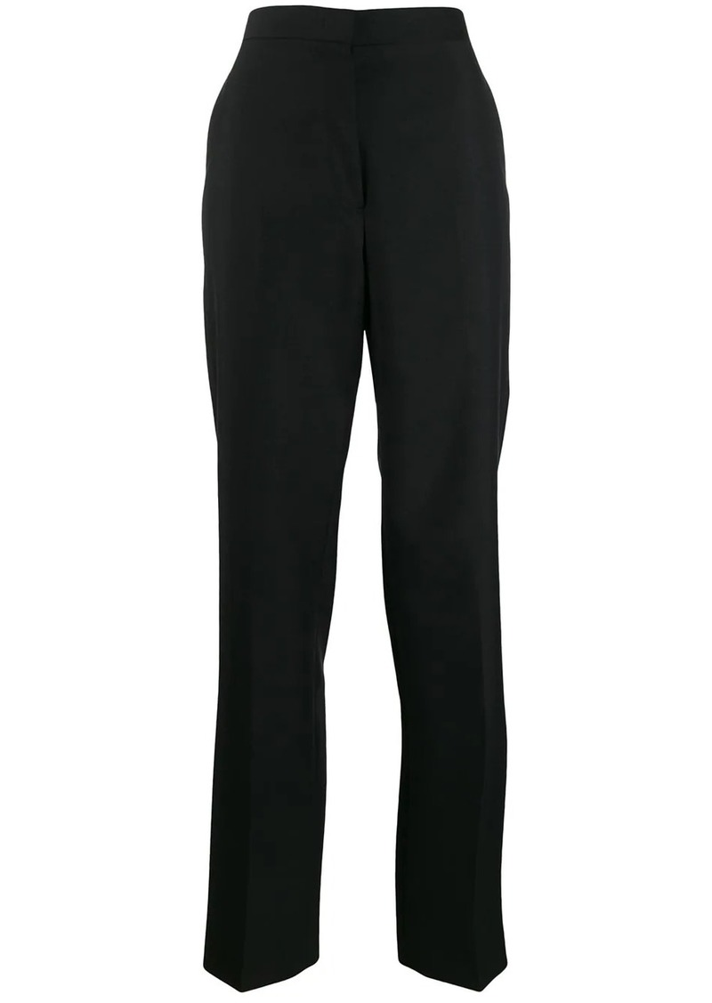 Jil Sander high waisted trousers