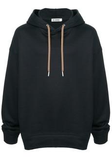 Jil Sander hooded sweatshirt