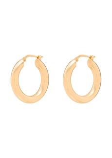 Jil Sander hoop earrings