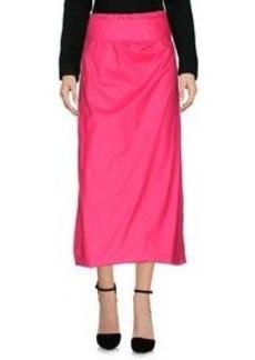 JIL SANDER - 3/4 length skirt