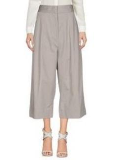 JIL SANDER - Cropped pants & culottes