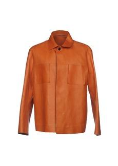 JIL SANDER - Leather jacket