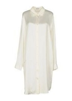 JIL SANDER - Shirt dress