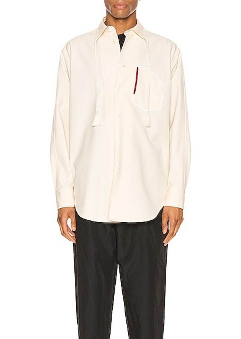 Jil Sander Aimil Long Sleeve Shirt