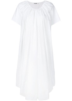 Jil Sander balloon dress - White