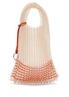 Jil Sander Beaded small Market bag