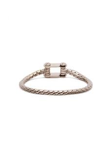 Jil Sander Bike chain bracelet