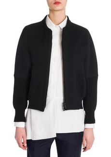 Jil Sander Classic Front Zip Jacket