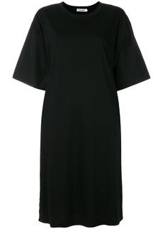 Jil Sander classic shift dress - Black