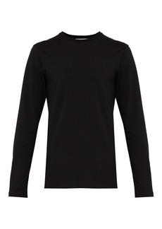 Jil Sander Crew-neck stretch-cotton T-shirt