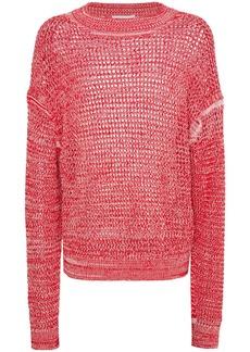 Jil Sander Drop Shoulder Sweater - Red