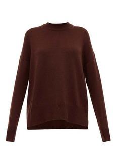 Jil Sander Dropped-sleeve cashmere sweater