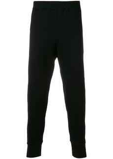 Jil Sander elasticated jersey trousers - Black