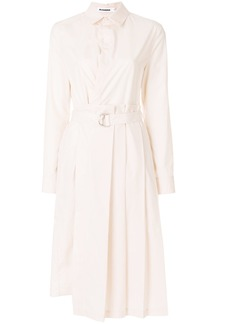 Jil Sander Emulation dress - Nude & Neutrals